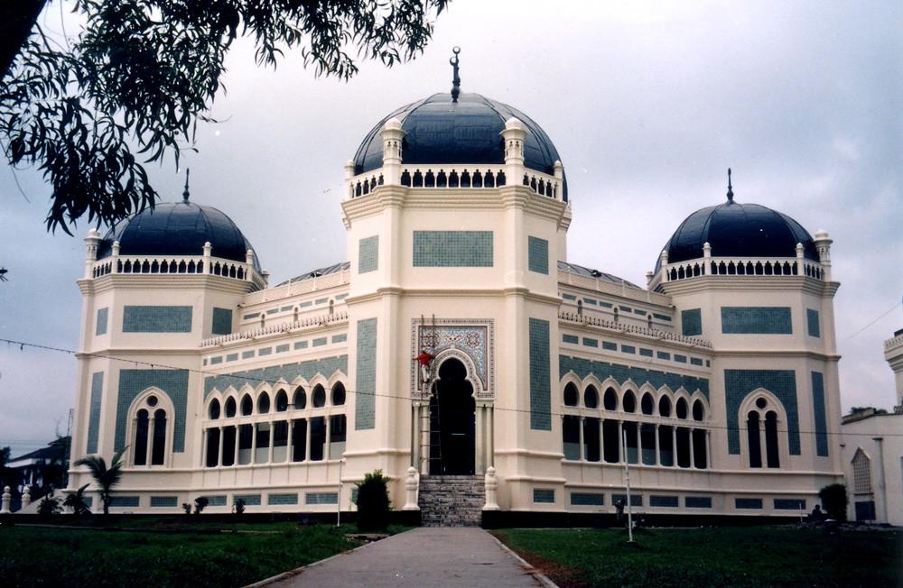 MasjidMedan Grand Mosque