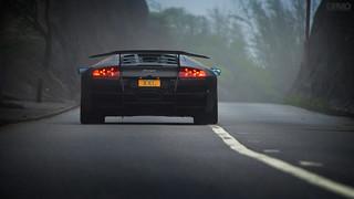 Lamborghini Murcielago SV in Hong Kong