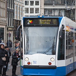 "Amsterdam trams • <a style=""font-size:0.8em;"" href=""http://www.flickr.com/photos/28211982@N07/16763752951/"" target=""_blank"">View on Flickr</a>"