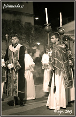 Miradas perdidas (Algarval de fotomirada) Tags: guadalajara mitierra semanasanta procesiones