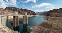 Colorado River, Hoover Dam, Arizona (Oleg.A) Tags: coloradoriver dam hooverdam nevada panorama willowbeach unitedstates landscape usa arizona