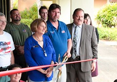 """FSO Thrift Store Ribbon Cutting • <a style=""""font-size:0.8em;"""" href=""""https://www.flickr.com/photos/58294716@N02/17035211595/"""" target=""""_blank"""">View on Flickr</a>"""