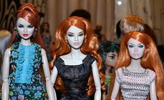 Dolls meeting (Nadine Gomes) Tags: dolls meeting