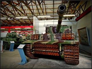 Munster - tank museum - lower saxony