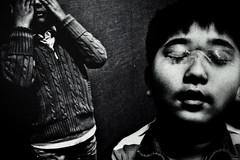 ((Jt)) Tags: street portrait blackandwhite kids photography asia flash streetphotography korea seoul jtinseoul vscocam photosinkorea