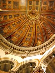 Altar ceiling