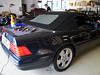 Mercedes SL R129 Montage