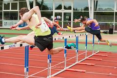DSC_7803 (Adrian Royle) Tags: people field sport athletics jump jumping nikon track action stadium running run runners athletes sprint leap throw loughborough throwing loughboroughuniversity loughboroughsport