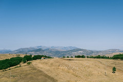 S i c i l i a (Little wanderer) Tags: nikond610 d610 50f14 sicilia sicily hills countryside nature sky summer warm mountains