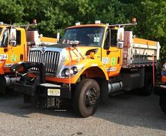 Garden State Parkway Authority 2015 International 7400 SFA 4x2 dump-plow - truck No. 1721-2 (JMK40) Tags: international workstar 7400 navistar maxxforce allison dumptruck nj state turnpike highwaydepartment government municipal snow plow sander dump truck