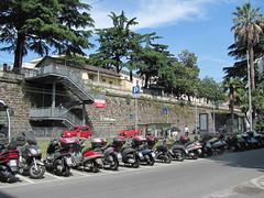 La Spezia (Liguria, Italy) (photobeppus) Tags: laspezia liguria urban street photography streets buildings architecture cities cityscapes parking
