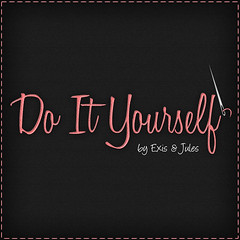 Do It Yourself Blog Logo (LiquidHell Carter) Tags: logo design diy blog do graphic it jules yourself exis smoov