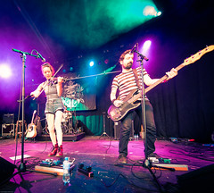 Celtic grooves with The Moorings (iSteven-ch) Tags: livemusic celtic punk musicinthepark violine eos6d mjf 50th bassguitar montreuxjazzfestival canon folk montreux stage vaud switzerland ch concert