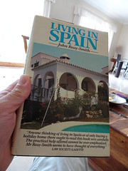 Sounds like a nice idea (stevenbrandist) Tags: books spain espana villa holiday bookshelf