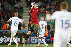 Portugal vs Iceland (Kwmrm93) Tags: france sports sport canon football fussball soccer futbol futebol uefa fotball voetbal fodbold calcio deportivo fotboll  deportiva esport fusball  fotbal jalkapallo  nogomet fudbal  euro2016 votebol fodbal
