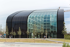 Leefmilieu Brussel (leonvanwoerkom) Tags: architecture brussel architectuur bim tourtaxis cepezed
