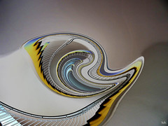 stair duck (Peter P. Schüler) Tags: stairs germany duck flickr stairwell ente münster treppen treppenhaus peterpe1