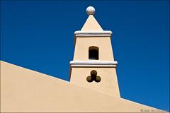 bosa (heavenuphere) Tags: bosa oristano sardegna sardinia sardinie italia italy europe island yellow house chimney architecture blue sky 24105mm