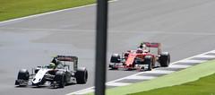 Ferrari on India (quintinsmith_ip) Tags: race speed view sunday fast 7 f1 ferrari racing grandprix silverstone formula1 2016 kimirikknen viewfrom britishgp scuderiaferrari f1race letsgoracing woodcoteb sf16h