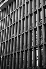 Patterns of light and shadows (EiaOlaf) Tags: street city italy white black building tourism beauty architecture modern canon torino pattern turin wanderer lightroom edifici nocolor nikcollection