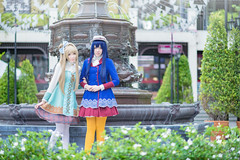 Love Live! (Tumeatcat) Tags: anime cosplay portrait lovelive umi nikon d800 kotori