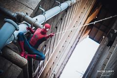 Spiderman (Jason Laboy Photography) Tags: cosplay spiderman marvel marvelcomics spidermancosplay cosplayphotography cosplayphotographer