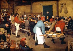 Pieter-Bruegel_peasantWedding (ArtTrinArt!!) Tags: pieter bruegel 15251569