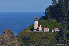 Heceta head lighthouse (JSB PHOTOGRAPHS) Tags: heceta jsb8586 hecetaheadlighthouse oregoncoast nikon d600 fx fullframe nikon200500mmafsgf56evr 200500mm