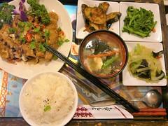 Une envie d'ailleurs ... (marycesyl,) Tags: food asiatique