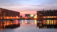 0184 (ElitePhotobox2) Tags: albert dock luminance hdr linux liverpool twilight