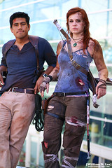 IMG_5006 (willdleeesq) Tags: comiccon comiccon2016 sdcc sdcc2016 sandiegocomiccon sandiegocomiccon2016 cosplay cosplayer cosplayers sandiegoconventioncenter laracroft nathandrake tombraider uncharted