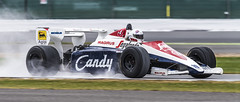 1984 Toleman TG184 ex Senna. (sfrancis23) Tags: senna motorsport motorracing historic f1 ayrton racecar racing automotive car silverstoneclassic loop motor sports nikon d5 400mm28 uk