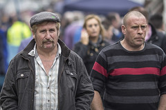 A couple of lads at the fair (Frank Fullard) Tags: frankfullard fullard candid street portrait ballinasloe lad lads fair horsefair irish ireland galway