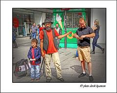 IMG_1628   STREET ENTERTAINER (Derek Hyamson) Tags: entertainer hdr candid street liverpool magician