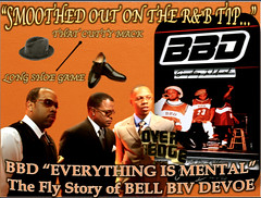 Smoothed out on the R&B TIP... (Soul Brother Legendary) Tags: bellbivdevoe books lit smooth