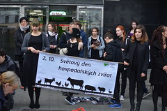 TDR_8764 (teosolar) Tags: animalrights animals farm vegan symbolism boycott anima animal exploitation govegan czech republic brno