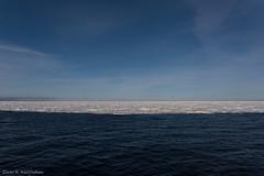 The ice edge (Elvar H) Tags: arcticocean helmerhansen siarctic iceedge