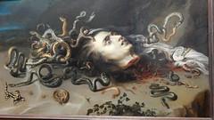 Kunsthistorisches Museum: Peter Paul Rubens: The head of Medusa (John Steedman) Tags: kunsthistorischesmuseum museum vienna wien vienne austria sterreich autriche