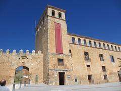 Palacio de Berlanga, Berlanga de Duero, Spain (Paul McClure DC) Tags: españa architecture spain historic castile castillayleón berlangadeduero june2014