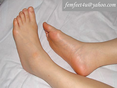 Repost405_Large (femfeet4u) Tags: feet female fetish asian foot japanese toes toe arch bare heels heel sole soles instep