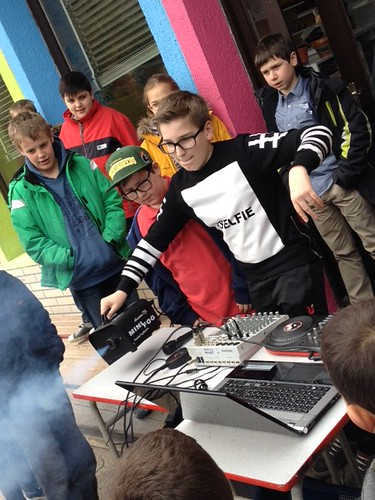 DJ talent @ Schakelschool
