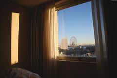 | Yokohama Sakuragicho Washington Hotel (Iyhon Chiu) Tags: morning japan hotel room d750  yokohama  sakuragicho 2014    washingtonhotel  21 21