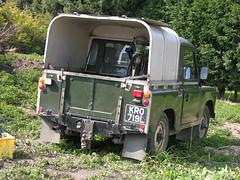 KRO 719L (Nivek.Old.Gold) Tags: 3 pickup rover land series canopy 88 1972 v8 aluminium 3500cc