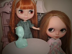 March 24, Blythe a Day, Science Experiment