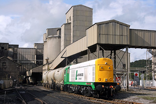 20168 Hope Cement Works 4th September 2008