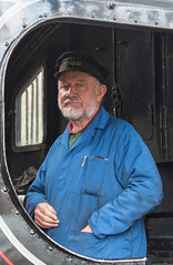 On the footplate (CdL Creative) Tags: england train canon geotagged eos unitedkingdom norfolk railway steam holt eastanglia footplate 70d poppyline highkelling cdlcreative nr25 geo:lat=529123 geo:lon=11133