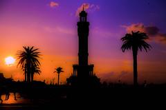 IMG_0289 (kubilaykaracaoglu) Tags: saat konak izmir kulesi