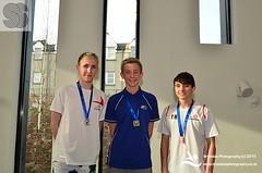 Ryan Retson, Lewis Kerrod, Tom Ryan (scottishswim) Tags: swimming scotland aberdeenshire scottish aberdeen age groups gbr snags2015