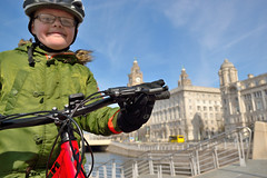Discovery (muckley2014) Tags: liverpool cycling