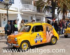 Ral.li Barcelona Sitges 2015 (Sitges - Visit Sitges) Tags: barcelona cars vintage weekend rally antiguos motor antics sant sitges coches garraf cotxes platja época costes costas ralli 2015 sebastia època rallibcnsitges15